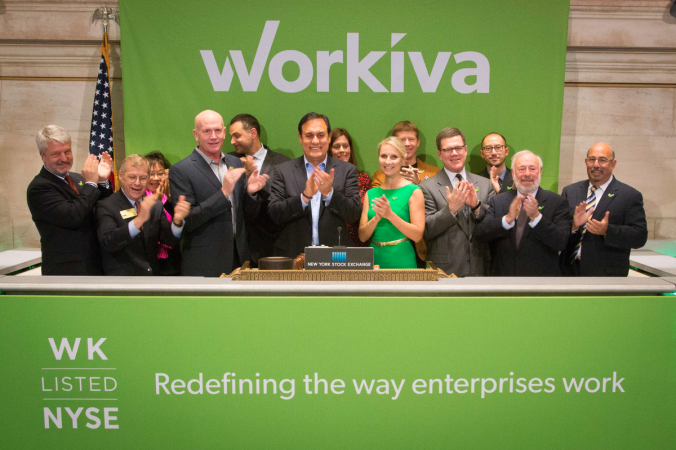workiva ipo