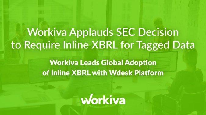 Workiva iXBRL