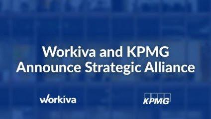 Workiva KPMG
